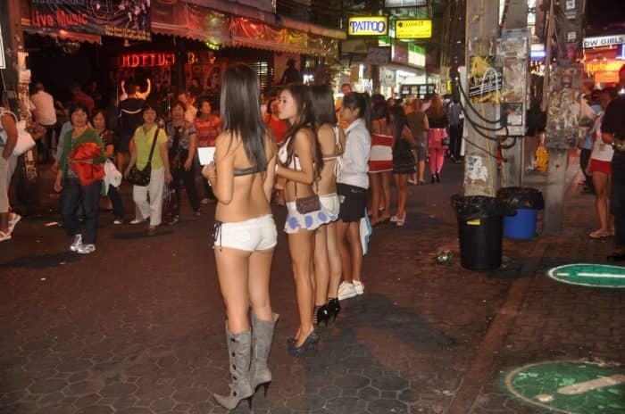 Сексуальный туризм таиланд