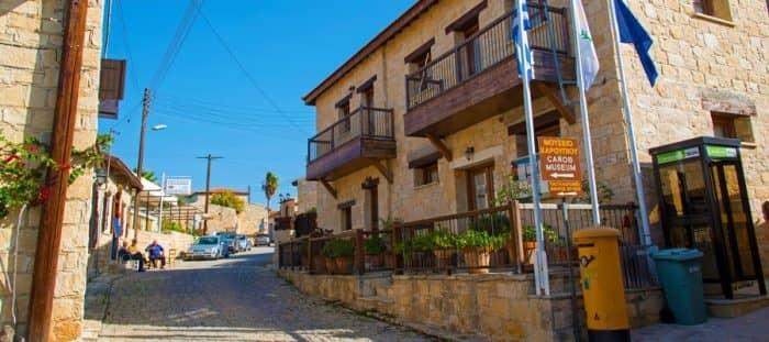 Деревня Аногира
