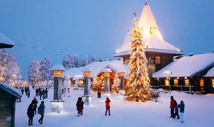 Деревня Санта-Клауса