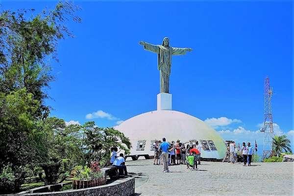 Гора Изабель де Торрес