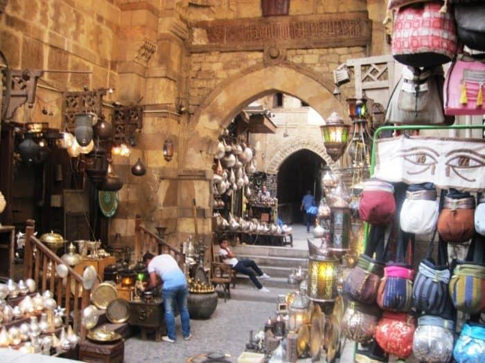 Каирский рынок