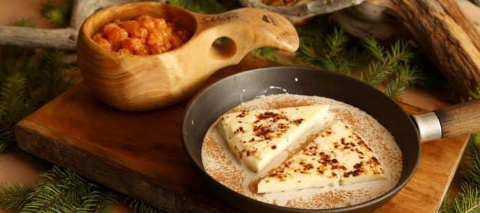 Лапландский сыр