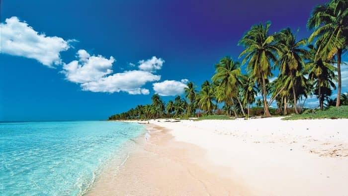 Пляжи в Доминиканской республике