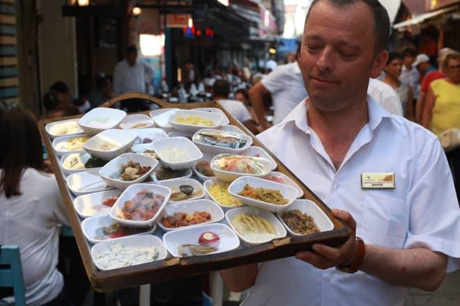 Привычки турецкой кухни