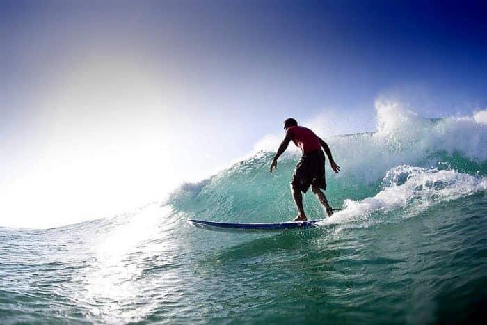 Серфинг в Макао