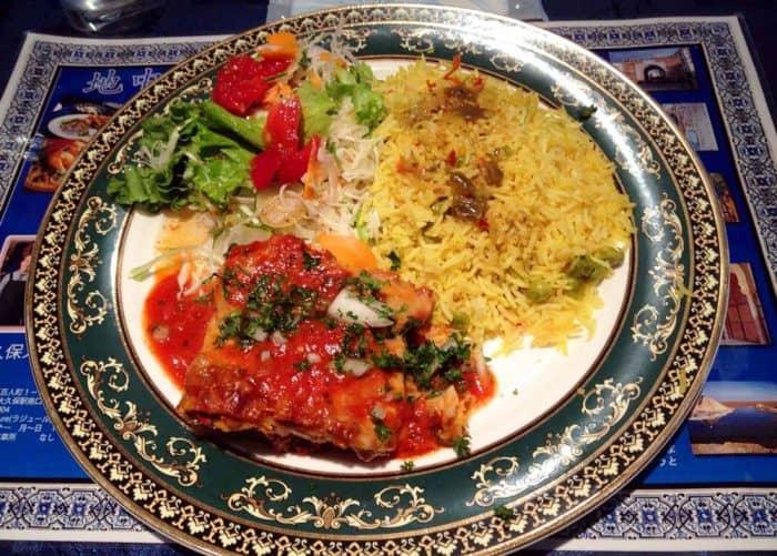 Тунис еда и напитки