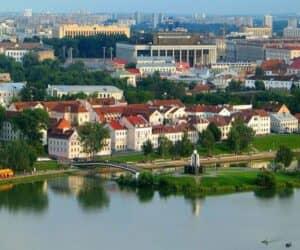 Тур в Беларусь