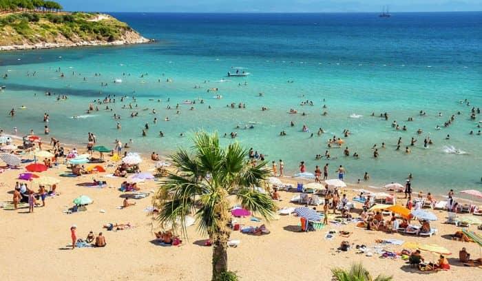Турция для пляжных любителей
