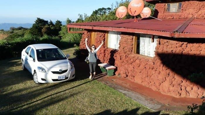 Аренда автомобиля в Коста-Рике