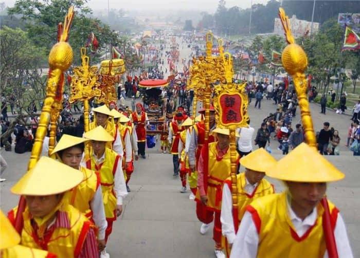 Фестивали и национальные праздники Вьетнама