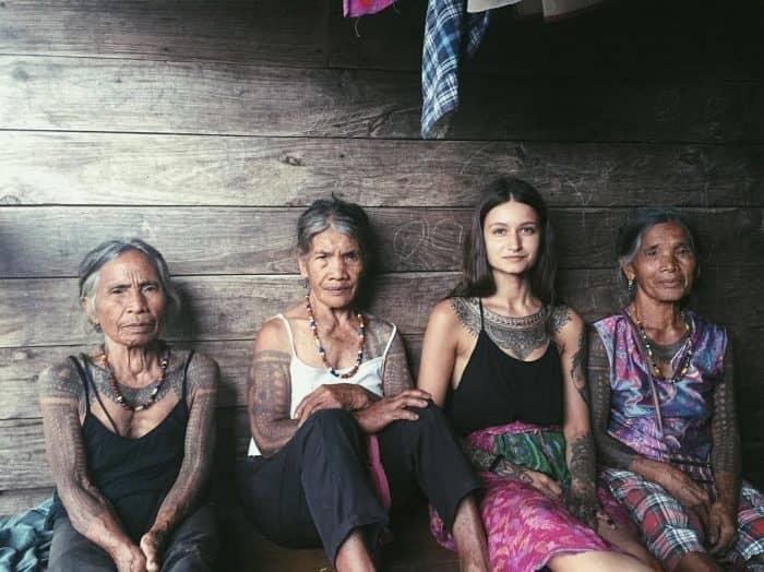 Филиппины люди