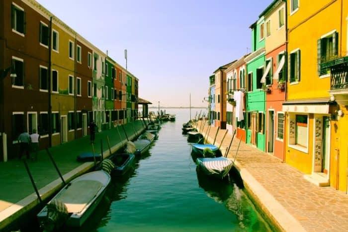 Где остановиться в Италии