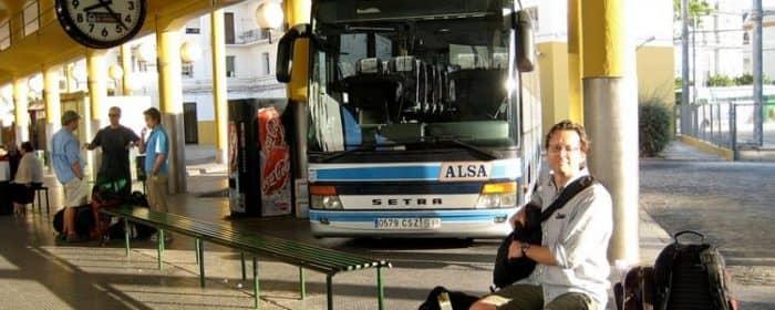 Испания на автобусе