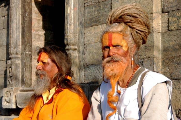 Люди Непала