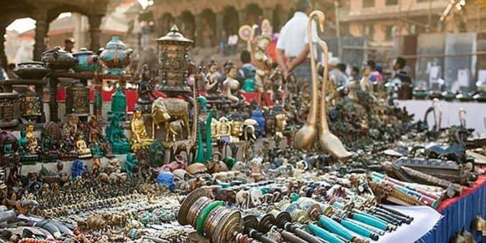 Покупки в Непале