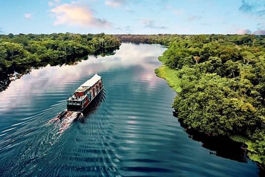 Тропический лес Северной Амазонки