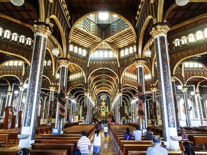Церкви Коста-Рики