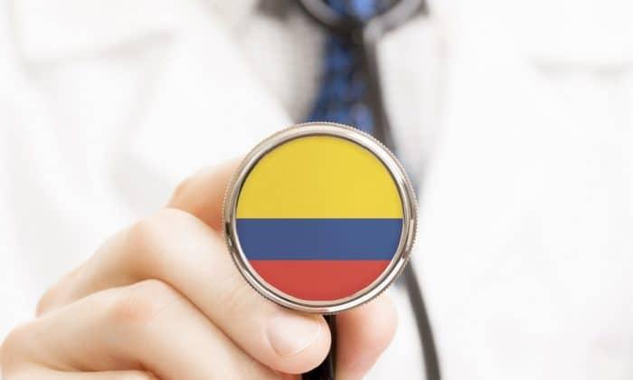Медицина колумбии